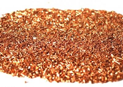 Mineral de Cobre
